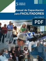 Manual de capacitación para facilitadores