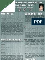 SBPqO 2011 - Estratégia de construção de planos de tema em Odontologia, adequados às NTIC