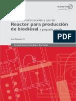 Manual Construccion Reactor Biodiesel