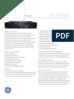 D400 Fact Sheet