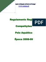 Regulamento Wp Annp2008-2012