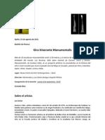 Boletín Monumentalis