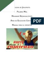 Manual Nuevo Comienzo Para Expos It Ores