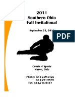 2011 Fall Invitational