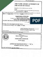 Affidavit for Amanda Guidry in ref. to Breonna Loftin