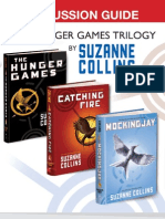 The Hunger Games Trilogy Discussion Guide