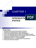 CHAPTER 1 Introduction to Statics