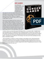 The Hunger Games Discussion Guide