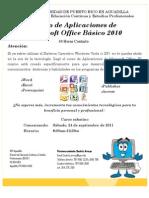 Curso de Microsoft Office 2010 Básico