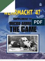 Wehrmacht 47 Supplement