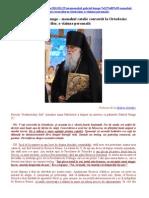Ieromonahul Gabriel Bunge - Monahul Catolic Convertit La Ortodoxie
