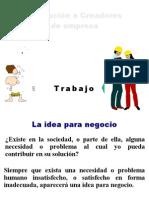 diseño de proj(ideas de negocio)