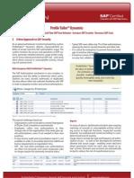 Profile Tailor Dynamics Brochure