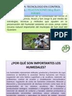 Proyecto Sensiblizacion Comunidad Humedal El Mosquito, Araza