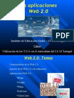 Tics Iem Tartagal Web2.0