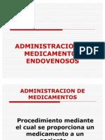 administración med parenteral