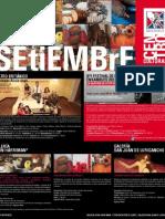 Boletín setiembre 2011