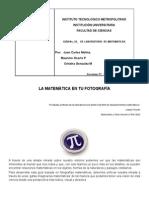 Guía 10 Lab Oratorio FOTOGRAFIA a Juan Molina Cristina Gonzalez Mauricio Osorio
