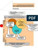 Plan de Desarrollo de la Zona de Tratamiento N° 8 - Cocharcas en Barrios Altos