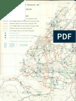 Provinciaal Wegenplan Zuid-Holland 1968