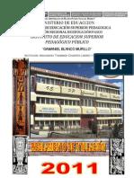 Reglamento Titulacion 2011