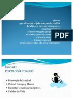 CLASE Psicologa y Salud