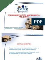 08_procedimientos de Mantenimiento Preventivo