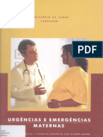 urgencias e emergencias