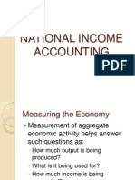 Chapter 5 National Income Accounting a - Macro