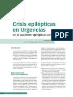 Urgencias Paciente Conocido Con Epilepsia
