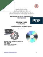 CD Objeto Tecnico