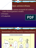 3.- Inmunolgía antimicrobiana