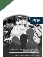 Manual Comercio Justo Voluntariado