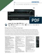 HT RC360 Info Sheet