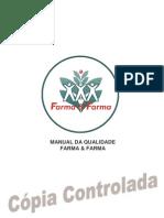 Manual Da Qualidade Farma & Farma 01 08 08