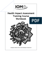 IOM CHIA HIA Training Course Workbook _2008