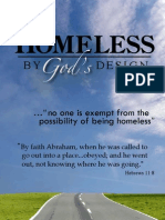 Homeless by God's Design