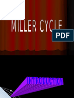Seminar on Miller Cycle-Presentation