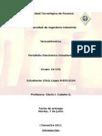 Termodinamica Proyecto Final
