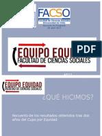 Foro equidad 20-04-11