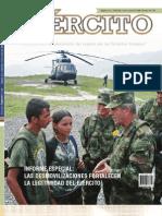 Revista del ejercito colombiano 139, mayo-junio 2010