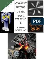 circuit hydraulique Common Rail présentation