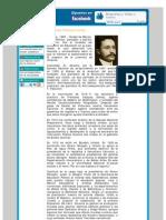 Biografia de José Vasconcelos