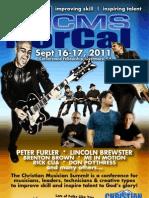 CMS NorCal 2011 - Event Program