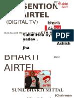Present Ion on Airtel