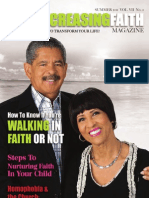 Ever Increasing Faith Magazine - Summer 2011