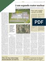 Iperó terá segundo reator nuclear
