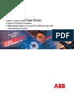 ABB Case Study