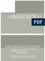Diapositivas Wal-Mart