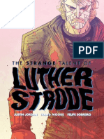 The Strange Talent of Luther Strode Exclusive Preview